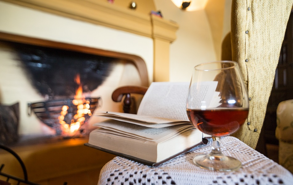 chimenea libro - Ruta del vino en Cádiz