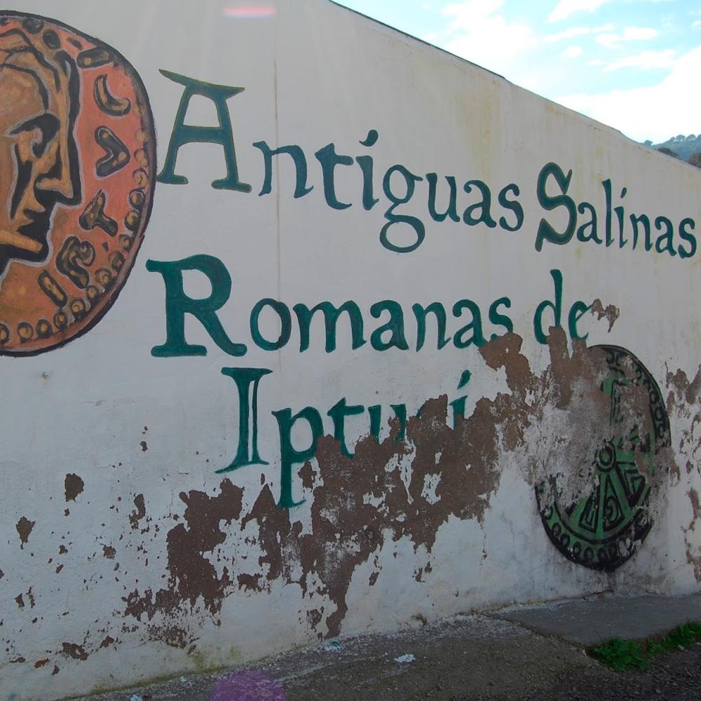 Antiguas Salinas Romanas de Iptuci Prado del Rey santiscal - Antiguas Salinas Romanas de Iptuci, Prado del Rey