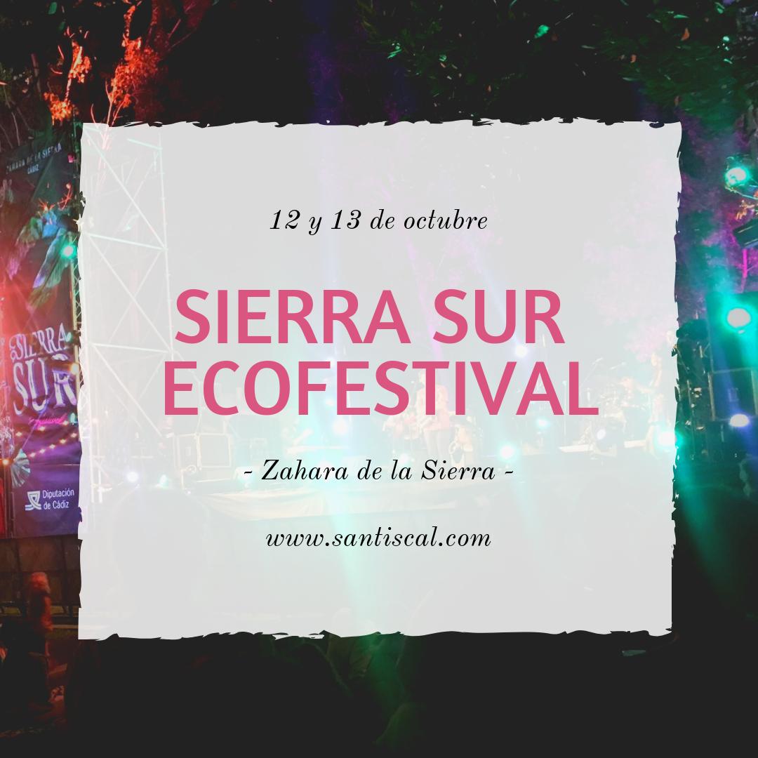 festical - Sierra Sur Ecofestival en la Sierra de Cádiz