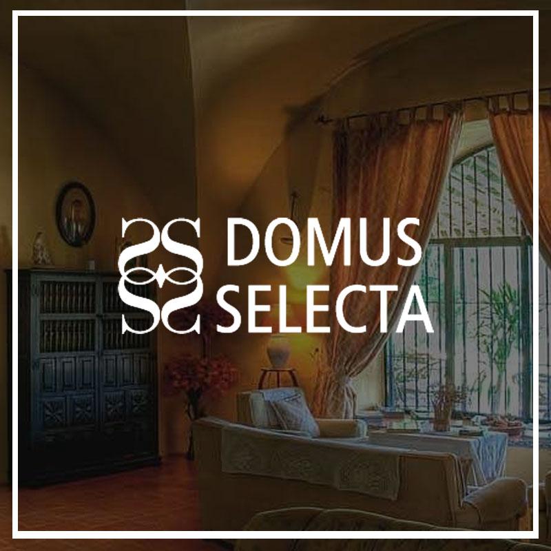 domus selecta hacienda el santiscal - Hacienda el Santiscal y Domus Selecta