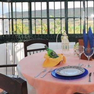 hacienda el santiscal 300x300 - Dónde comer en la Sierra de Cádiz