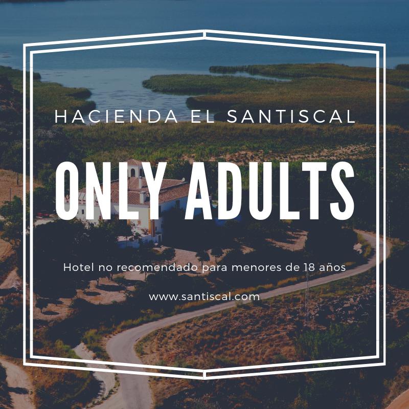 HACIENDA EL SANTISCAL - Hacienda el Santiscal Hotel solo para Adultos
