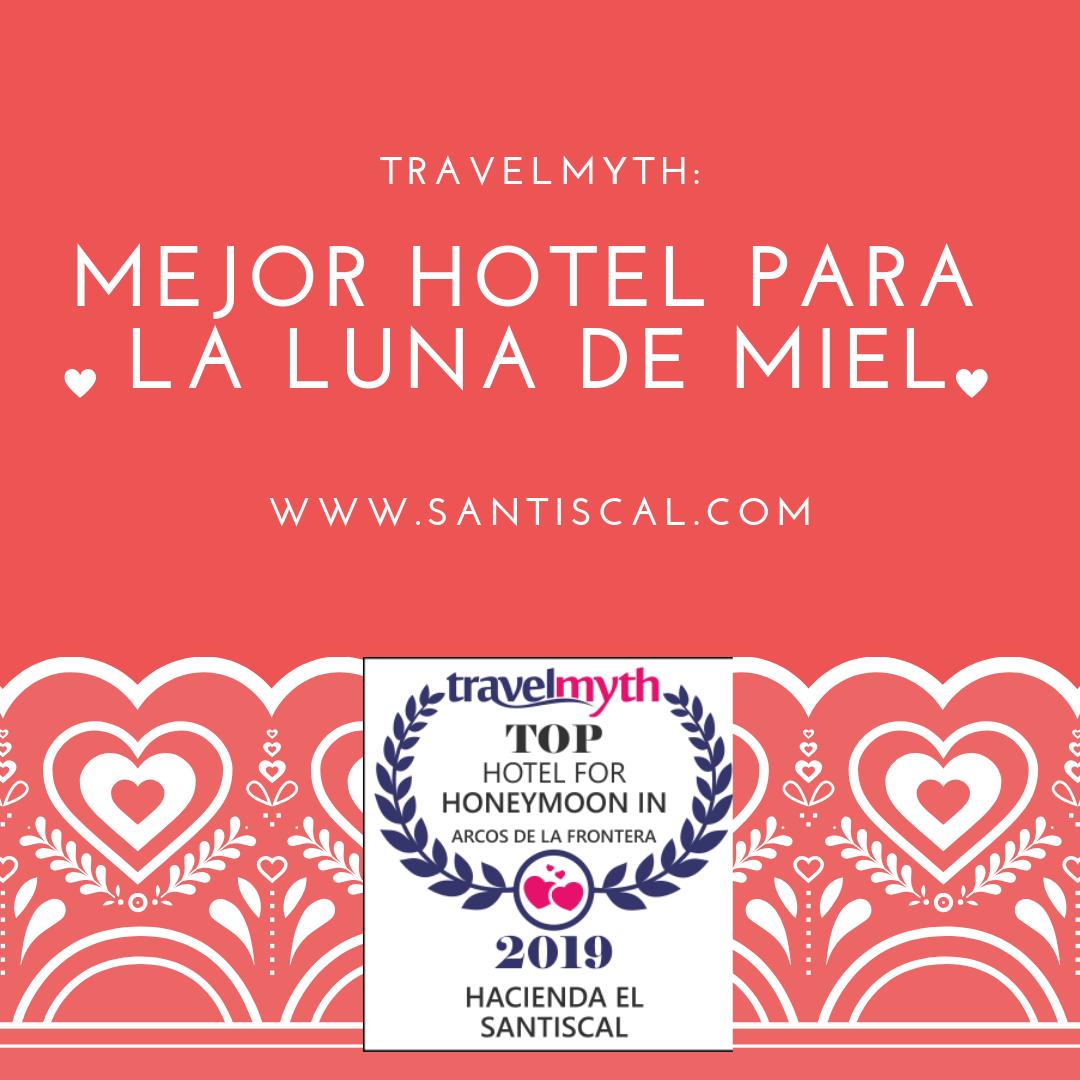 Travelmyth  Mejor hotel para la luna de miel Blog   Hacienda el Santiscal - Travelmyth: mejor hotel para disfrutar de la luna de miel