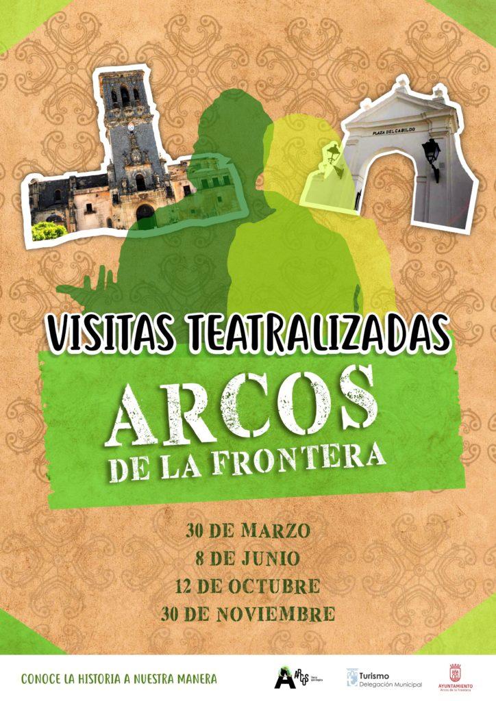Visitas teatralizadas ARCOS A3 2 724x1024 - Visitas al Castillo de Arcos de la Frontera 2019