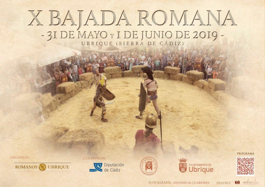 xbajadaromana 1024x724 - X Bajada Romana de Ubrique