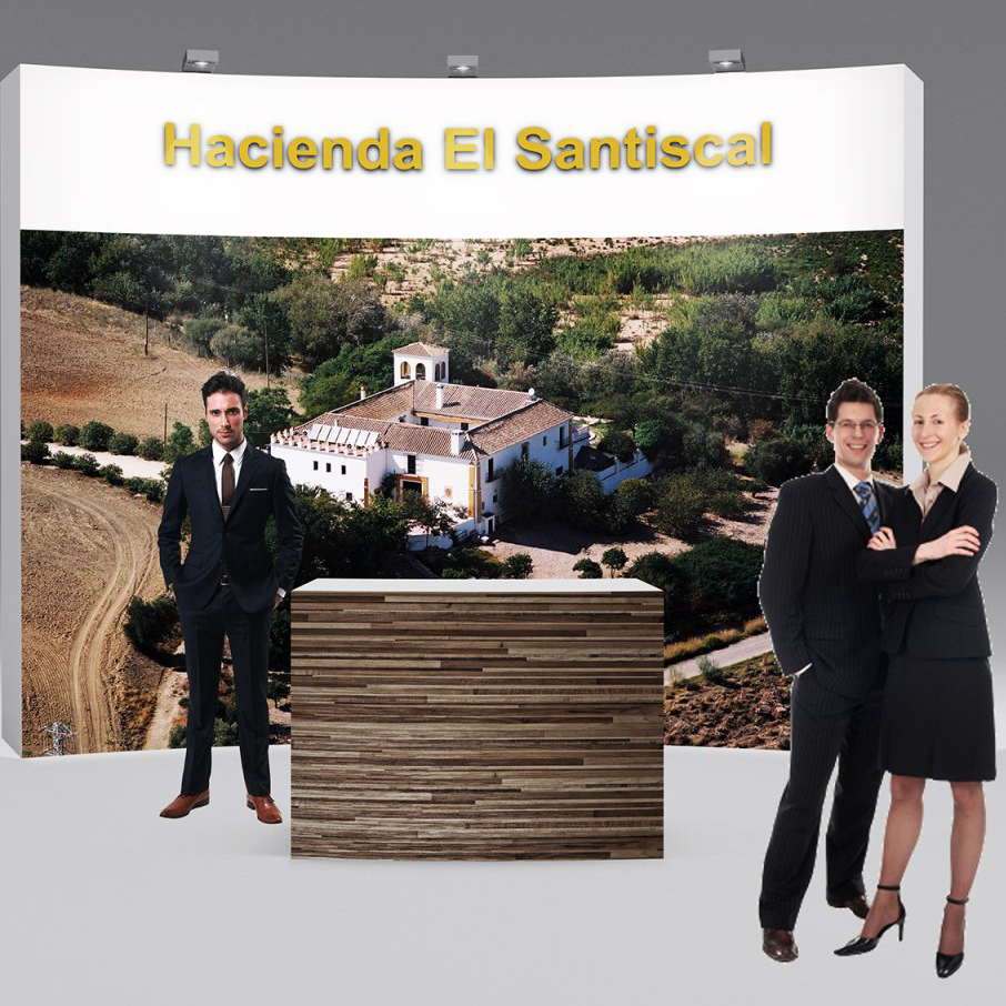 feria del lujo hacienda el santiscal - Feria del sector del lujo: World Expo for Luxury Travel & Lifestyle