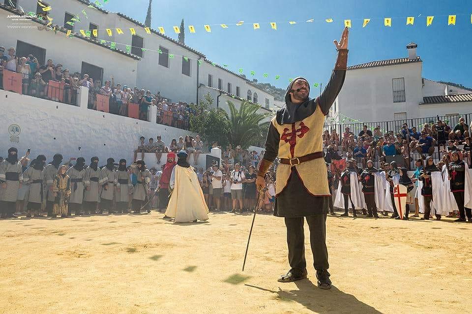 moros y cristianos hacienda el santiscal - La fiesta de Moros y Cristianos en la Sierra de Cádiz