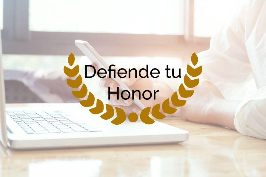 """defiende tu honor 1024x683 - Galardón """"Defiende tu Honor 2019"""""""
